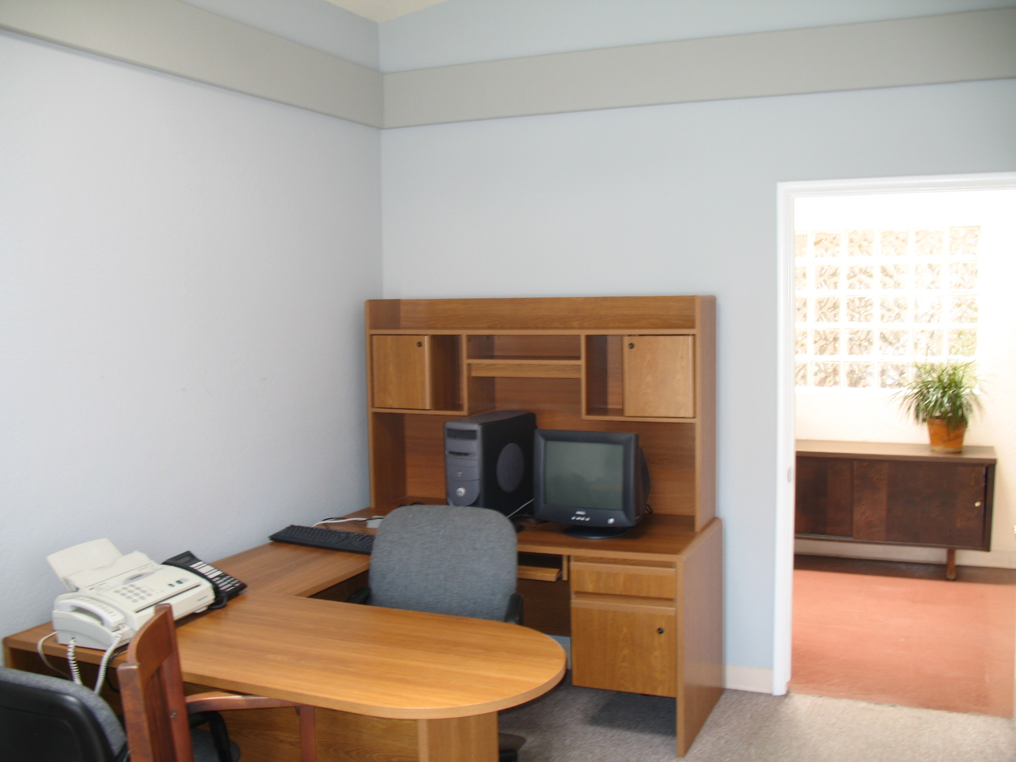 Inside office at Fig Garden Executive Suites